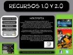 Biblioteca menu - enciclopedias virtuales - wikipedia