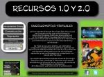 Biblioteca menu - enciclopedias virtuales