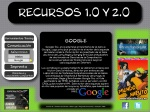 Comunicación menu - submenu asincronica - Webs - google