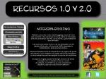 Comunicación menu - submenu sincronica - Microblogging