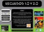Herramientas tunning menu - Animaciones - Voki